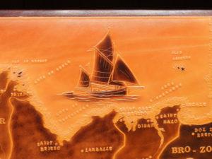 Carte Bretagne détail 1