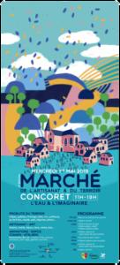 Marché de Concoret 1ier Mai 2019