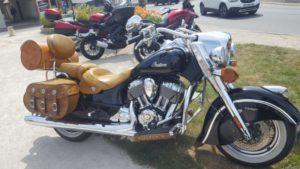 Sacoches moto 2