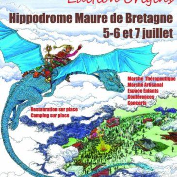 Dragon'fest à Maure de Bretagne du 5 au 7 Juillet 2019