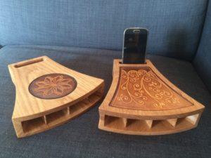 Amplificateurs de sons pour téléphone portable